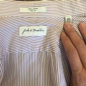 Dress shirt for men. John J Nordstrom